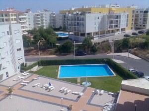 Armação Pêra férias Algarve piscina