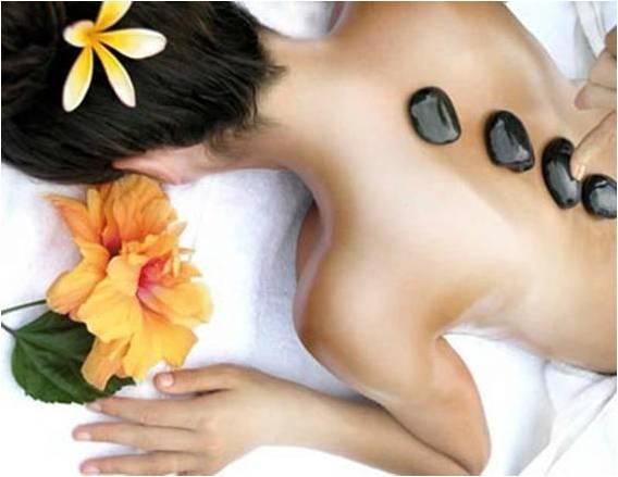 massage Pedras Quentes